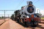 Железнодорожный круиз «Поезд Ровос» (Rovos Rail)