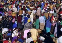 Население Зимбабве