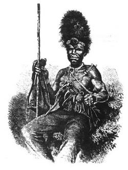 Народы Намибии – Oвамбо