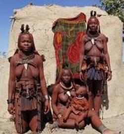 Народы Намибии