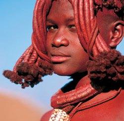 Народы Намибии – Химба