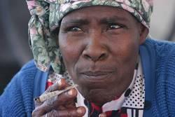 Народы Намибии - Нама