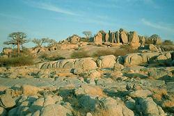 Природа Ботсваны